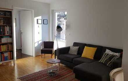 Moderne helle 3-Zimmerwohnung in ruhiger Lage - FFM Niederrad