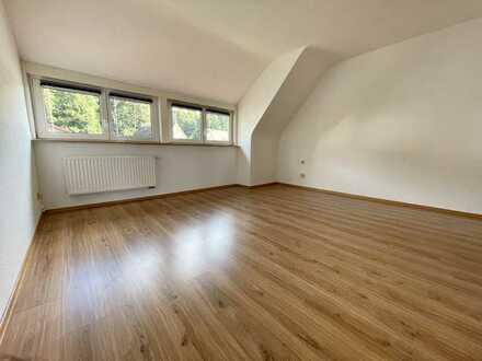 Gemütliche 3-Zimmer-Wohnung in Mengen inkl. Garten- und Kelleranteil