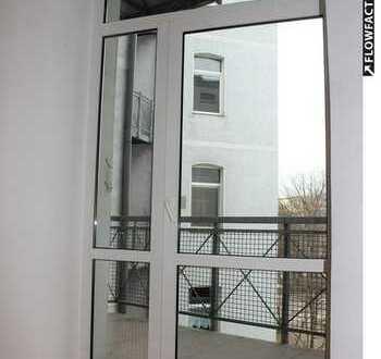 4 Räume - Balkon - zentrale Lage