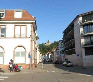 Exklusive 3-Zi-Whg mit Balkon im Hochparterre zentral in Waldkirch