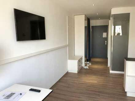Erstbezug eines exklusiven 1-Zimmer-Buisness Appartement in Erlangen