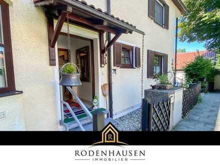 Familienwohnung mit 4-Zimmern in zentraler Lage von Mammendorf