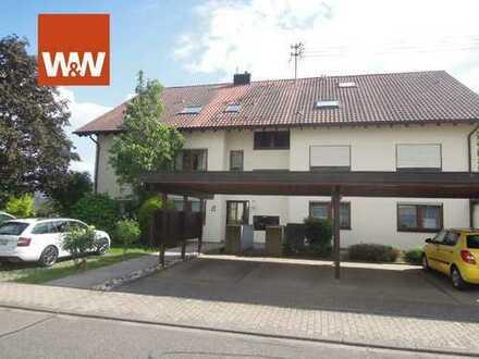 Schöne 3 ZKB-Wohnung im Erdgeschoss in Bad Rappenau