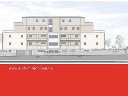 *NEUBAU ERSTBEZUG 3-ZKB mit Balkon-zentrale Lage in GN-Hailer mit Tiefgarage und Fahrstuhl*