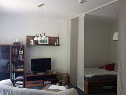 Moderne 1 ZKD-Wohnung mit EBK, Lift in TOP Lage in Bad Herrenalb, 49qm + Terrasse, € 390,- + NK/HZ