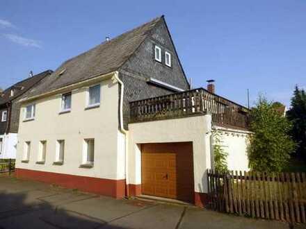 Älteres, gemütliches Haus für Käufer mit Ideen