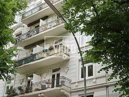 NEU! Stilvolle 3-Zimmer-Altbauwohnung in wunderschönem Gründerzeitgebäude in 1a Top Lage