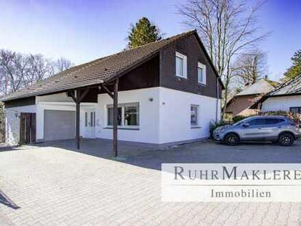 Ein tolles Haus für die große Familie- und trotzdem Ruhe im Home-Office. In Wetter-Volmarstein!