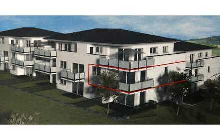 Niveauvolle, helle 4-Zimmer-Wohnung mit Top-Aussicht in Straubenhardt