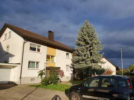 Großzügige 4 Zimmer Wohnung mit Garten in Bühl-Oberweier
