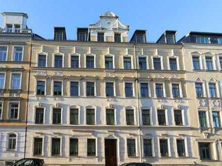 +++ Frisch renoviert: großzügige 1-Raumwohnung mit Balkon am Küchwald +++