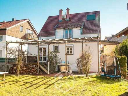 Sehr schönes Einfamilienhaus mit großem Garten