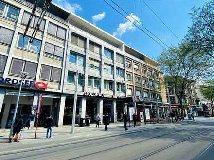 Ihr neues Büro auf der Kaiserstraße - direkt am Markplatz!