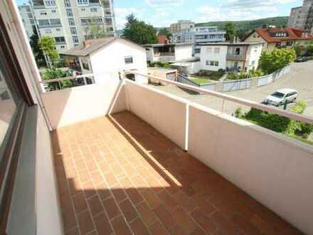 Gut geschnittene 60 m² Wohnung mit Balkon in Leimen- St. Ilgen