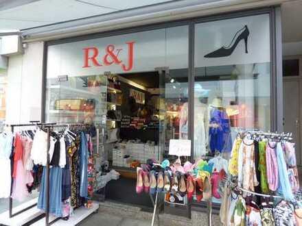 EXISTENZ! Modern eingerichtete Boutique im Zentrum von Memmingen