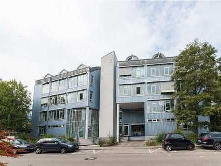 Extravagantes open space office vor den Toren Münchens