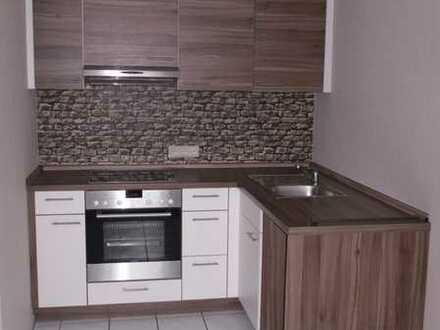 Schönes, geräumges 1-Zimmer-Appartement mit EBK in Hargesheim