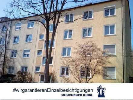 Sehr gepflegte 2-Zimmerwohnung in unmittelbarer U-Bahn Nähe