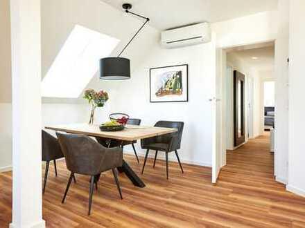exklusives Business-Apartment im Herzen von Alt-Eller