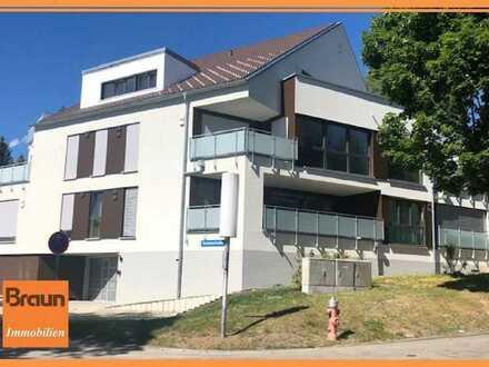 Neubau, Erstbezug: Top moderne 3,5-Zimmer-Wohnung in bevorzugter Wohnlage von Bad Dürrheim