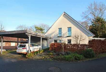 Ideal für die junge Familie: Modernes Einfamilienhaus in Uelsen