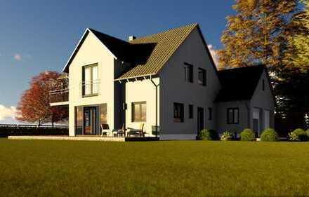 Unser Ambiente 161 - auf großem Grundstück mitten im Grünen in Denklingen OT Dienhausen!