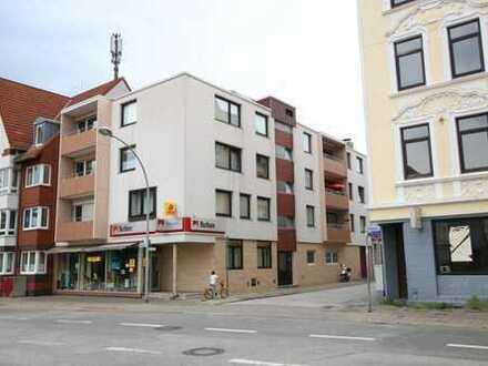 1-Zimmerwohnung 48 m² mit Balkon in Bremerhaven
