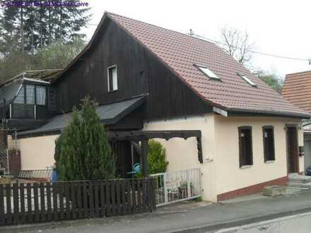 Einfamilienhaus für die kleine Familie