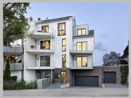 Hochwertige 5-Zimmer-Maisonettewohnung in Düsseldorf-Hamm mit drei Balkonen in Rheinnähe