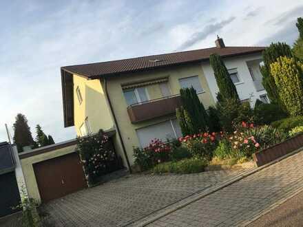 Große Doppelhaushälfte 6-Zimmer-mit Einbauküche in Bad Rappenau
