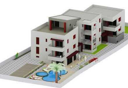 Luxus-Apartment mit Pool in exklusiven Aparthotel