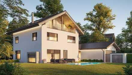 Zur Miete: Neubau Einfamilienvilla in Toplage - bezugsfertig im Sommer 2020