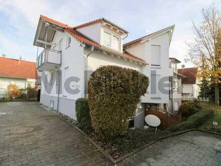 Nutzen Sie die Gelegenheit: Vermietete DG-Wohnung mit Balkon als Kapitalanlage bei Rottenburg/Neckar