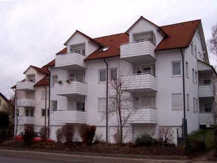 Schicke 2 Zi.-Wohnung mit Balkon in Birenbach