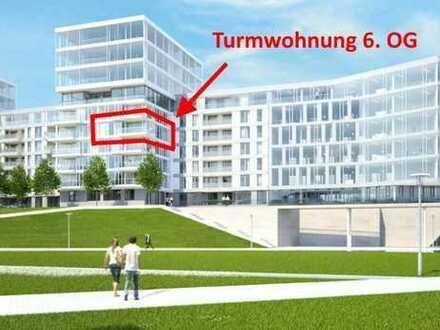3-Zimmer Turm-Wohnung im ParkTower