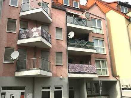 Kapitalanleger aufgepasst! Gut vermietete 3 Zimmer ETW mit Balkon im Herzen von Alzey!