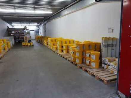Lagerhalle 200 m² plus Büro 20 m²