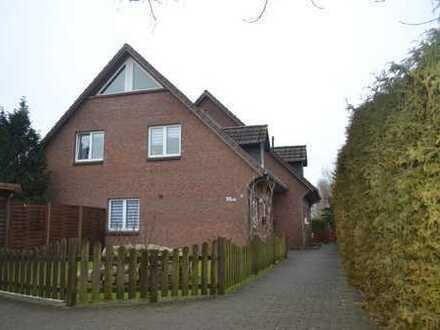 Gepflegte Doppelhaushälfte in Eidernähe in Süderstapel, Kreis Schleswig-Flensburg