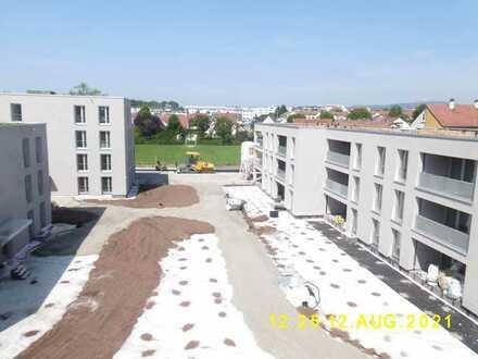 Erstbezug: moderne 2 Zimmerwohnung mit Häfler WoPro-Schein