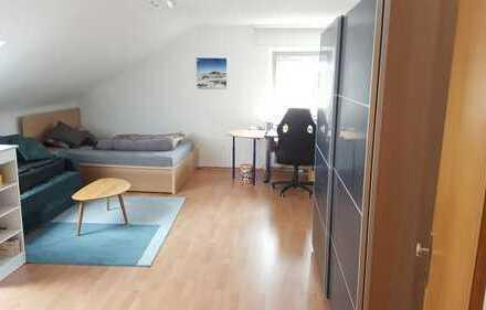 Stilvolle 1-Zimmer-Dachgeschosswohnung in Heidelberg-Weststadt