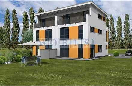 NEUBAU - ERSTBEZUG - Moderne Doppelhaushälfte in Mahlsdorf-Süd