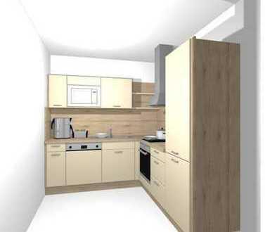 Traumhafte 2-Zi.-Wohnung inkl. EBK & Balkon im 1.OG in zentraler Stadtlage v. Lichtenfels