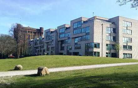 Stilvolle, gepflegte 4-Zimmer-Wohnung in Bremen auf dem Stadtwerder