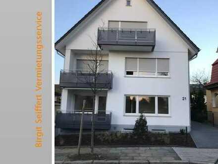Erstbezug nach Komplettsanierung: 3-Zimmer-Wohnung mit Terrasse und Garten Nähe Innenstadt