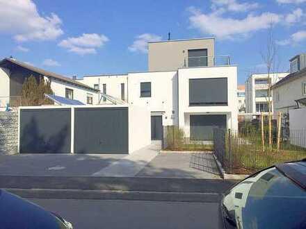 Traumhafte Maisonette-Wohnung mit 2 Sonnenterrassen + Garten!