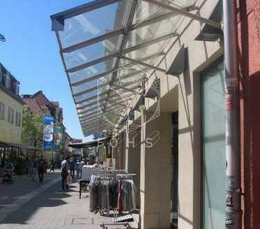 Gastronomie-/Ladenfläche 770 m² (davon EG 350 m²)+Nebenräume in 71634 Ludwigsburg 1 A-Lage!
