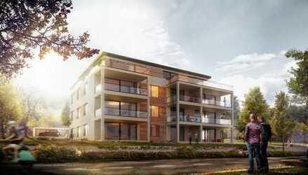 ::: Neubau - zwei Zimmer Wohnung im Obergeschoss :::