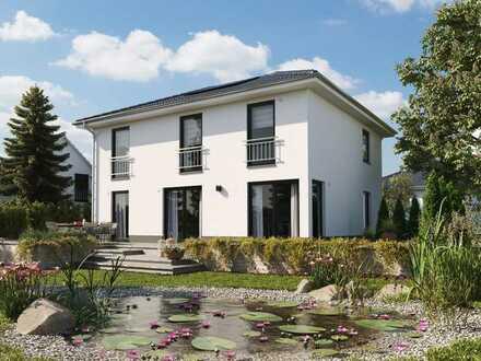 Wir bauen ein KFW 40PLUS-Haus mit Bauzeit- und Festpreisgarantie auf Ihrem Grundstück!