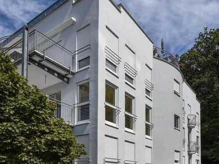 Traumhafte Aussicht! Geräumige 4-Zimmerwohnung mit Balkon in bevorzugter Lage - Nußloch