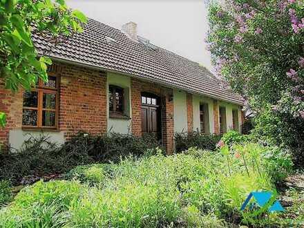 + Maklerhaus Stegemann + saniertes historisches Pastorenhaus bei Neusbrandenburg